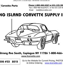 catalog long island corvette supply inc dewitt radiators electric fan wiring diagram [ 1024 x 791 Pixel ]