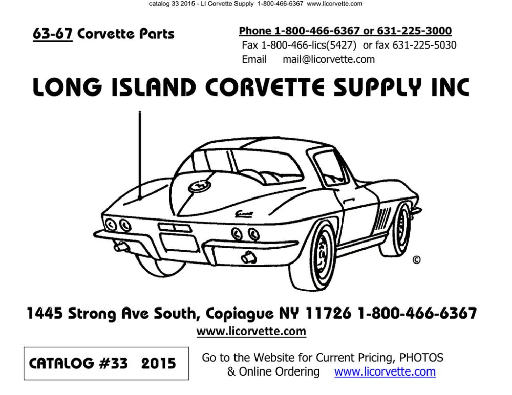 medium resolution of catalog long island corvette supply inc dewitt radiators electric fan wiring diagram