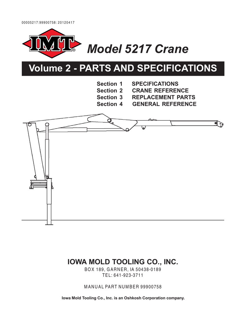 hight resolution of crane two blocking diagram