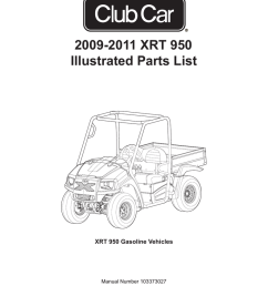 2009 2011 xrt 950 illustrated parts list [ 791 x 1024 Pixel ]