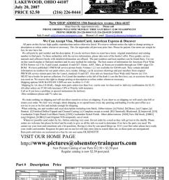 olsen s toy train parts manualzz com [ 791 x 1024 Pixel ]