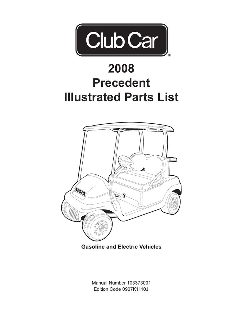 medium resolution of model 22110 club car schematic