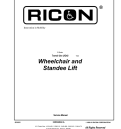 ricon s series manual pwt maintenance software [ 791 x 1024 Pixel ]