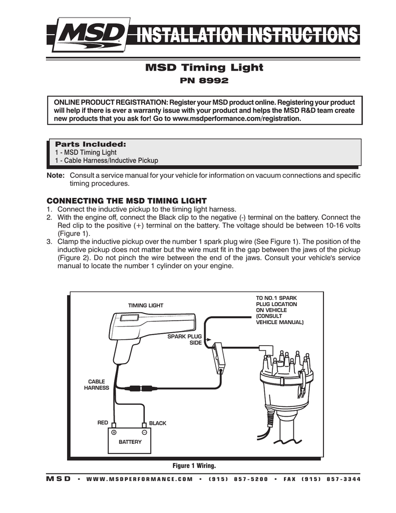 medium resolution of timing light wiring diagram