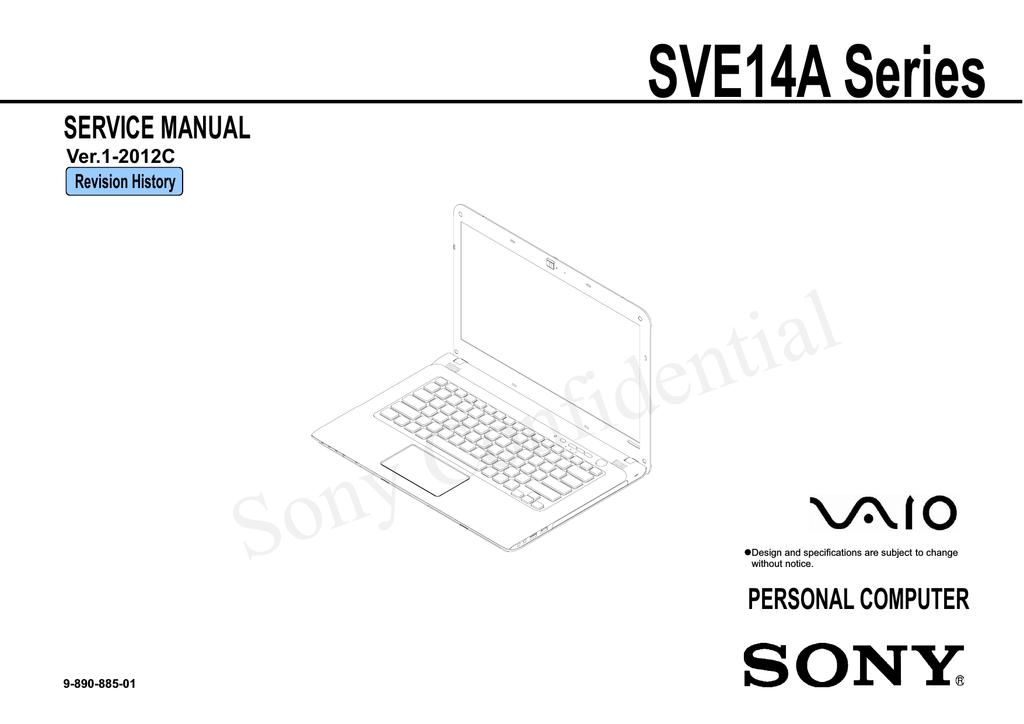 Bestseller: Sony Vaio Repair Manuals
