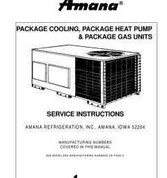 package unit service manual [ 791 x 1024 Pixel ]