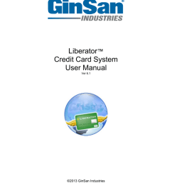 liberator credit card system user manual [ 791 x 1024 Pixel ]