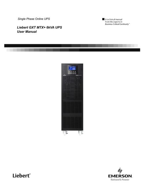 small resolution of liebert wiring diagram