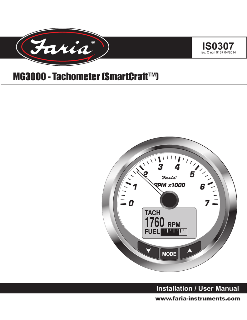 hight resolution of mg3000 faria instruments