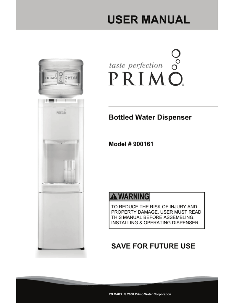 How To Clean And Maintain Primo Water Dispenser: Step-By-Step...