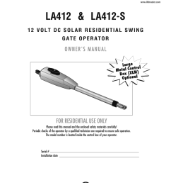 la412 la412 s liftmaster manualzz com [ 791 x 1024 Pixel ]