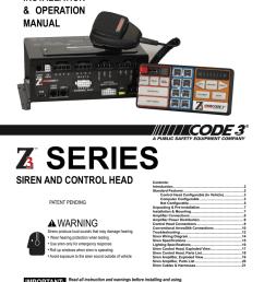 z3 hardware installation operation manual rev 0 [ 791 x 1024 Pixel ]
