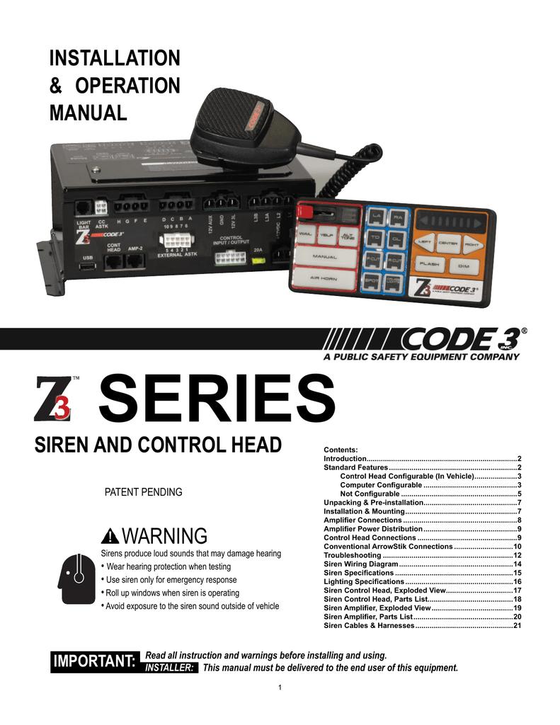 hight resolution of z3 hardware installation operation manual rev 0