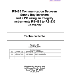 rs485 communication between sunny boy inverters and a pc [ 791 x 1024 Pixel ]