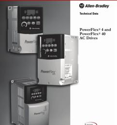 allen bradley powerflex 4 user manual [ 791 x 1024 Pixel ]