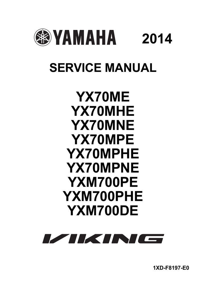 Wiring Diagram For 2014 Yamaha Viking Accessories For