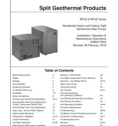 installation manual rheem geothermal systems [ 791 x 1024 Pixel ]