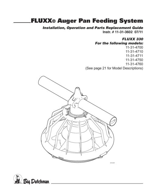 small resolution of big dutchman fluxx broiler pan