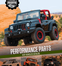 jeep performance catalog manualzz com hitch wiring harness for 07 16 jeep c2 ae wrangler  [ 791 x 1024 Pixel ]