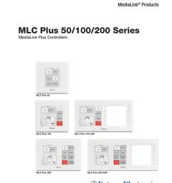 mlc plus 50 100 200 series user guide [ 791 x 1024 Pixel ]