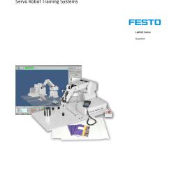 servo robot training systems model 5250 lab volt [ 791 x 1024 Pixel ]