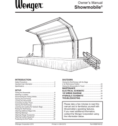 showmobile wenger corporation [ 797 x 1024 Pixel ]