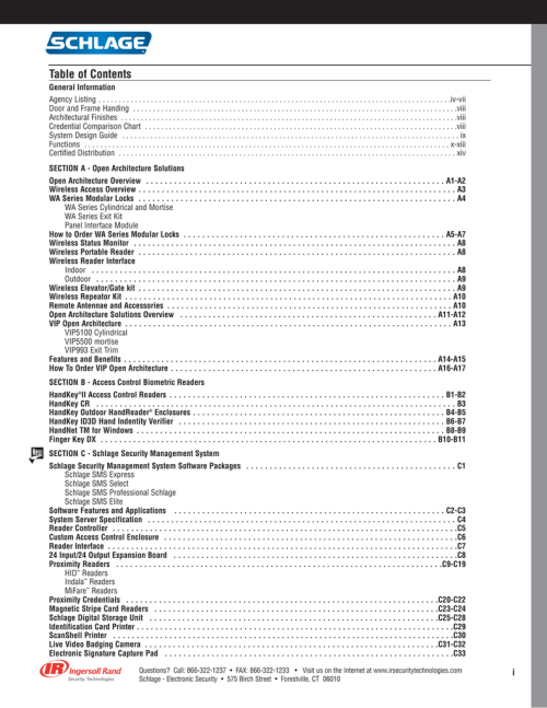 small resolution of locknetics product catalog manualzz com locknetics product catalog