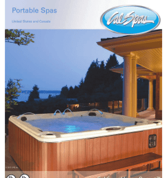 2013 portable spa owner s manual [ 791 x 1024 Pixel ]