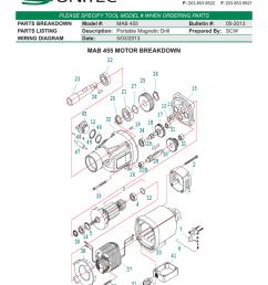 mag drill wiring schematic [ 791 x 1024 Pixel ]