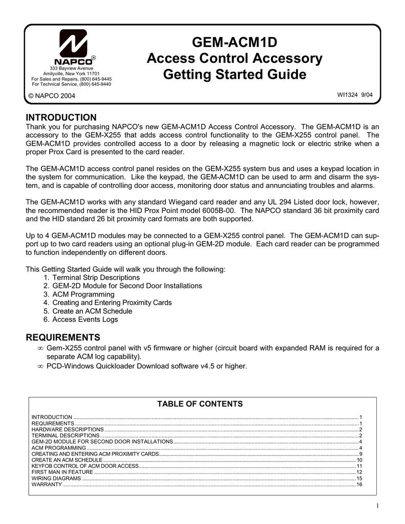 medium resolution of gem acm wi1324 05 getstart manualzz comgem wiring diagram 26 18