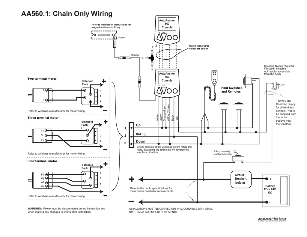 hight resolution of draft aa560 1 chain only wiring foot switches and remotesdraft aa560 1 chain only wiring foot