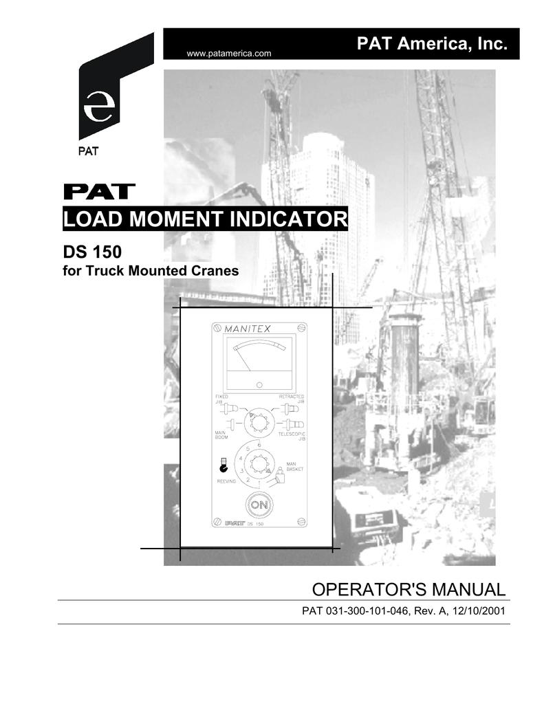 hight resolution of pat hirschmann ds150 operator s manual alternate manualzz com pat ds 350 wiring diagram