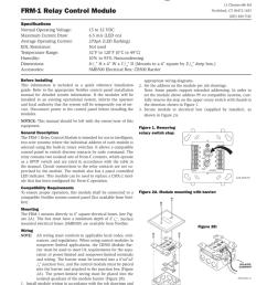 notifier frm 1 relay control module manualzz com notifier control module wiring diagram [ 791 x 1024 Pixel ]