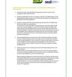 important guidance note for electrical works associated with the better energy homes scheme size 104 1 kb  [ 791 x 1024 Pixel ]