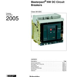masterpact nw low voltage circuit breakers [ 791 x 1024 Pixel ]