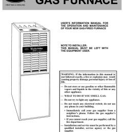 carrier 58 tua 58 tma carrier 58 tua 58 tma induced combustion 58tua 58tma gas furnace user s information manual  [ 791 x 1024 Pixel ]