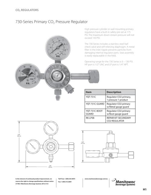small resolution of mbs parts catalog mbs parts catalog co2 regulators