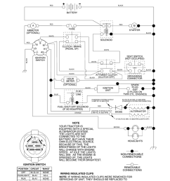 tractor model number pd185h42st pd185h42stc schematic [ 791 x 1024 Pixel ]
