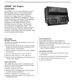c9 adem a4 engine controller lehe5347 01 [ 793 x 1024 Pixel ]