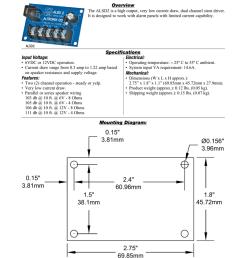 alsd2 siren driver overview manualzz com on rb5 relay module 24vac relay module  [ 791 x 1024 Pixel ]