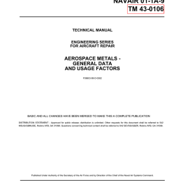 to 1 1a 9 navair 01 1a 9 tm 43 0106 technical manual engineering series for aircraft repair aerospace metals general data and usage factors f09603 99 d 0382  [ 791 x 1024 Pixel ]