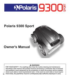 polaris 9300 cleaner [ 791 x 1024 Pixel ]