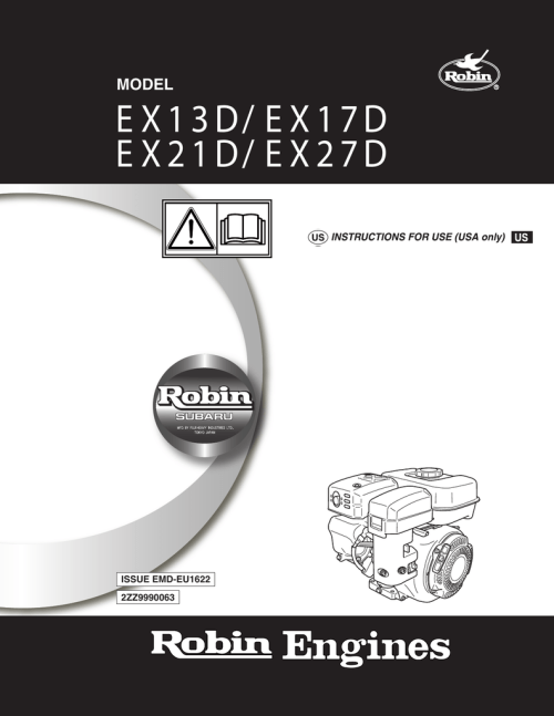 small resolution of subaru 265cc owners manual