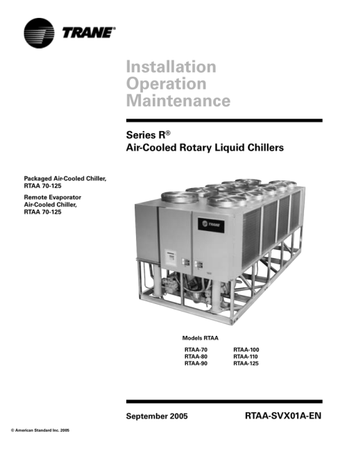 small resolution of rtha chiller wiring diagram