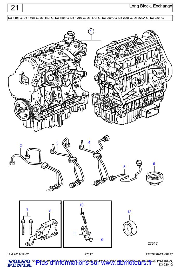 DBMOTEURS-DB-MOTEURS-VOLVO-PENTA-D3-110I-G, D3-140A-G, D3