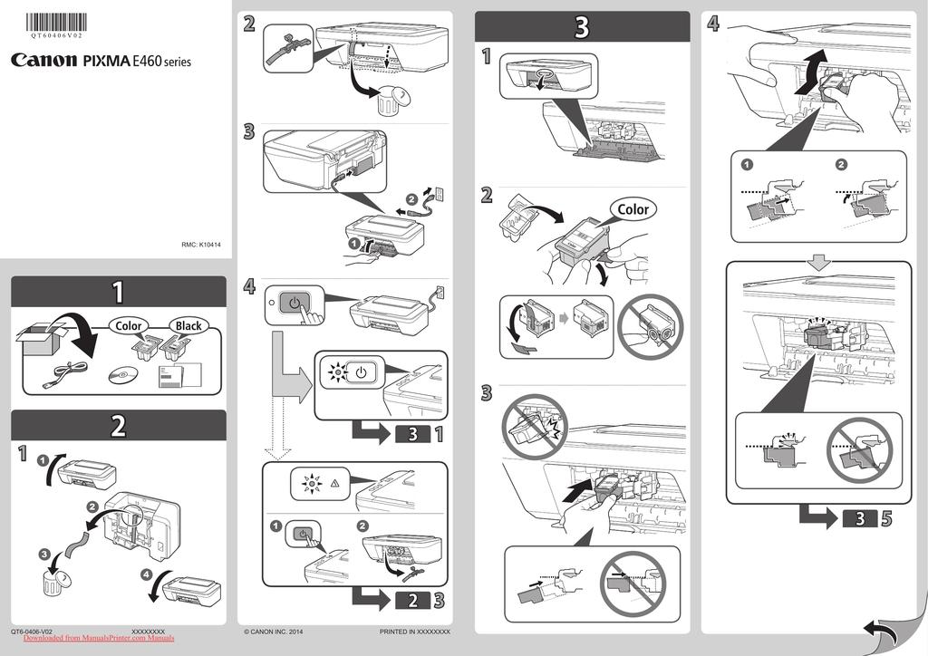 Canon Pixma Printer Setup Manual : Canon Pixma Manuals Pro