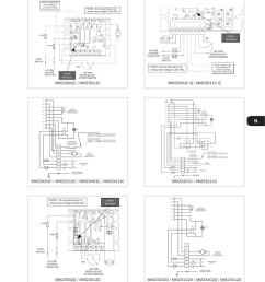 technical reference wiring diagrams note do not make any connections to f1 and f2 if using a permanent magnet motor note do not add fuse to l2 unless  [ 789 x 1024 Pixel ]