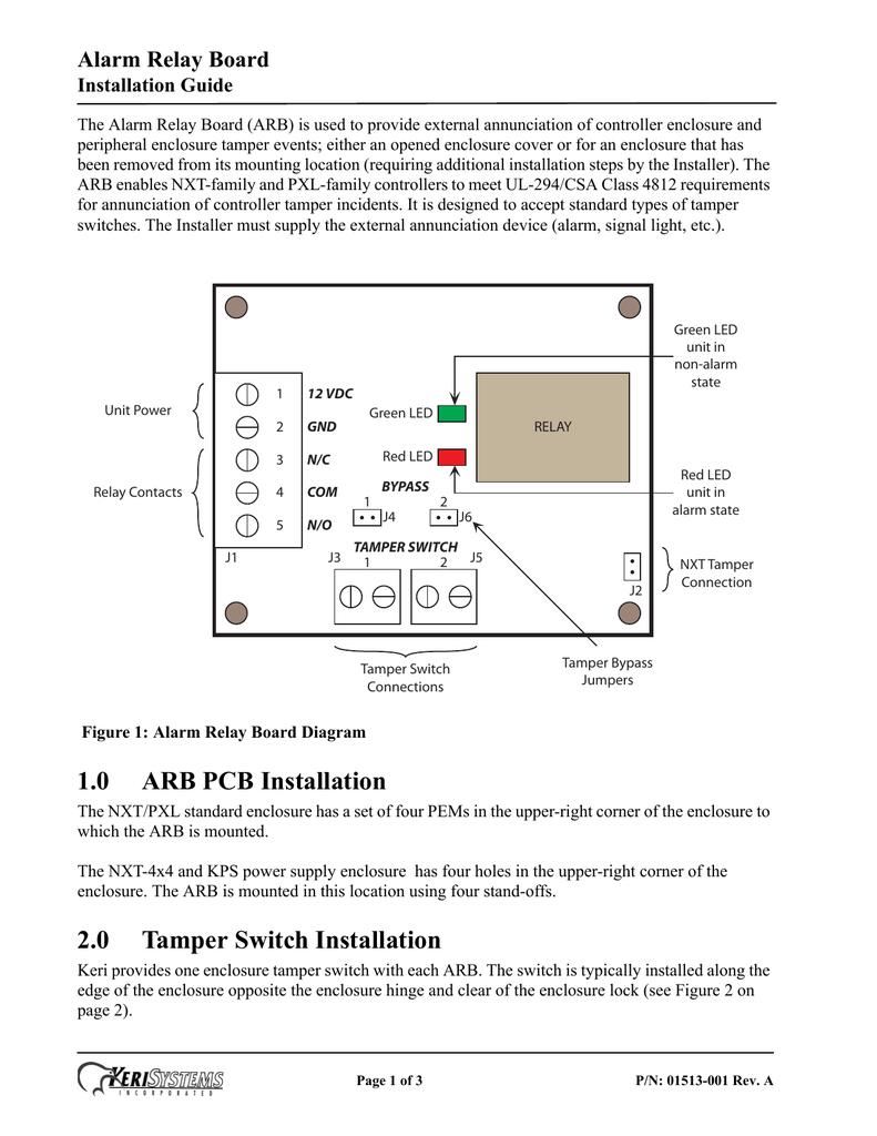 medium resolution of alarm relay board installation guide alarm relay board installation guide alarm relay
