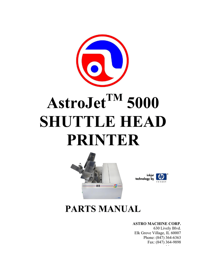 ASTROJET 5000 DRIVER DOWNLOAD (2019)