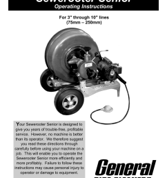 wiring diagram for sr110 tire changer [ 791 x 1024 Pixel ]